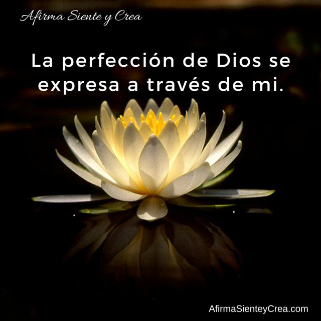 perfección de dios